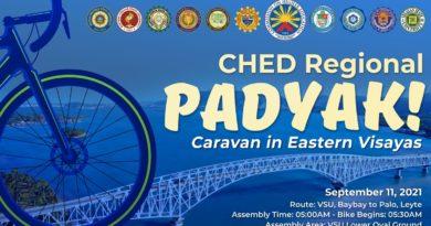 CHED Regional Padyak! Caravan in Eastern Visayas